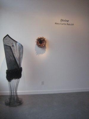 Divine, installation view