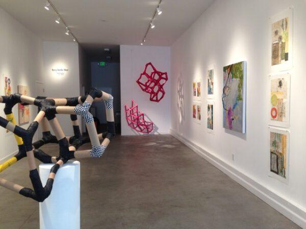 Kerry Vander Meer: Syzygy installation