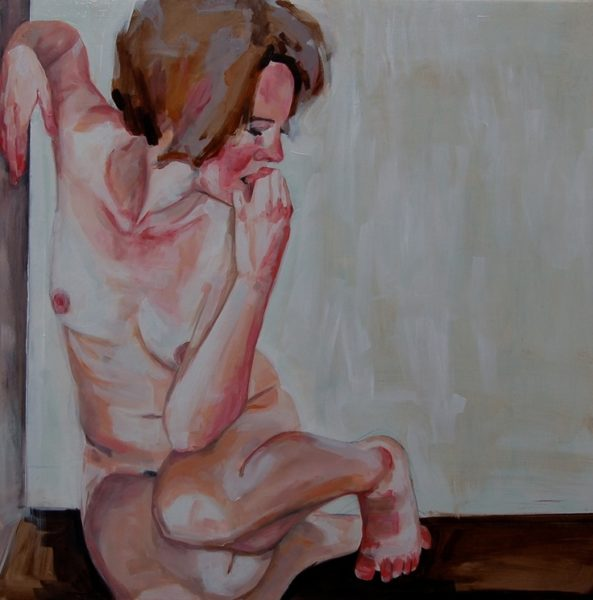 this body (2013), oil on canvas