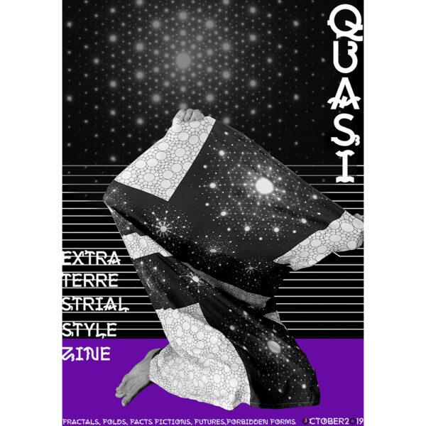 QUASI Style Zine cover page, 2019