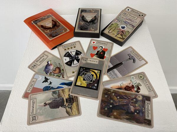 Johanna Poethig_ High Stakes Divination Cards Deck