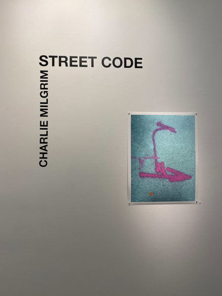 Charlie Milgrim : STREET CODE